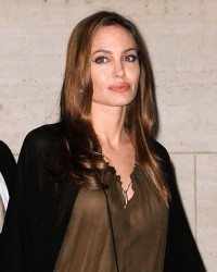 Angelina Jolie - 4th Annual Women in the World Summit in NYC 4/4/13