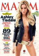Ashley Tisdale in Maxim - May 2013