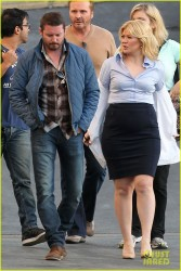 Kelly Clarkson on set of &amp;quot;People Like Us&amp;quot;  music video-4/9/13(+25 ADDS)