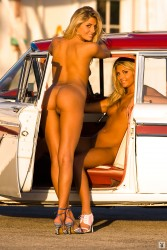 The Shannon Twins Nude 6