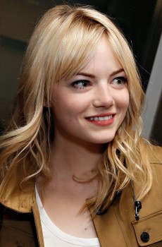 Emma Stone at Opening Night for Bull At Brits after party HQ's