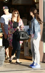 Miranda Cosgrove - out in Calabasas 5/2/13