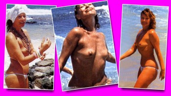 Nude heide keller Heidi Klum