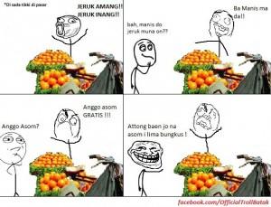 jeruk berastagi termurah & termanis