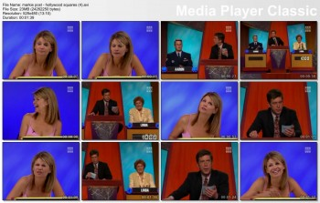 MARKIE POST - hollywood squares