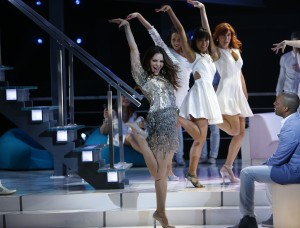 Katharine McPhee - Preview Pics from &amp;quot;Smash&amp;quot;(S02E15) x 3 HQ(leggy)
