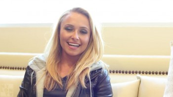 HAYDEN PANETTIERE  NYLON  BEHIND THE SCENES