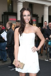 Jessica Lowndes - Casio's 1st birthday party in London 5/8/13