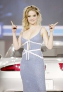 Erika Christensen at GM's 3rd Annual Ten Fashion Show and Charity Event in Hollywood on February 24, 2004
