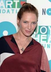 Uma Thurman - 2013 Joyful Heart Foundation Gala in NYC 5/9/13