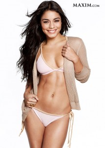 Vanessa Hudgens - Maxim Hot 100 # 9 (2013)
