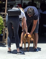 Emily VanCamp - out in West Hollywood 5/11/13