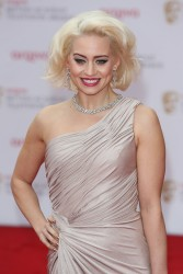 Kimberly Wyatt - British Academy Television Awards 2013 in London 5/12/13