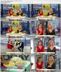 KATHIE LEE GIFFORD cleavage - today show - january 19, 2010