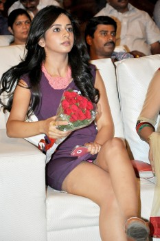Rakul Preet Singh Indian Actress Legs Upskirt