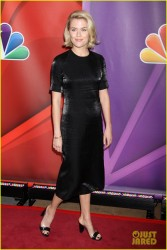 Rachael Taylor - 2013 NBC Upfront Presentation in NYC 5/13/13