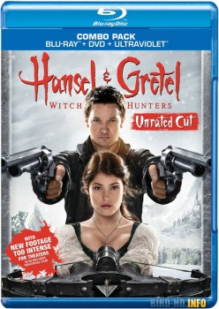 Hansel & Gretel: Witch Hunters 2013 UNRATED m720p BluRay x264-BiRD