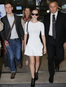 Emma Watson Arriving in Nice, France - May 14, 2013