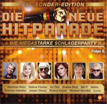 VA - Die neue Hitparade - Vol. 08 (XXL Sonder-Edition) (3CD) (2013) [FLAC+MP3]