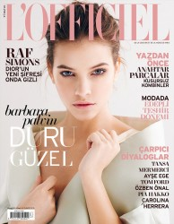 Barbara Palvin - L'officiel Turkey - May 2013