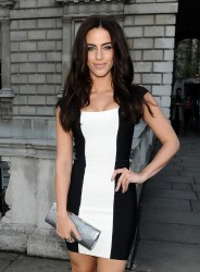 Jessica Lowndes - F&amp;amp;F Showcase in London 5/16/13