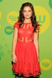 Danielle Campbell - CW Network 2013 Upfront in NYC 5/16/13