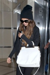 Selena Gomez - at LAX Airport 5/18/13
