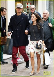 Rachel Bilson - Shopping in Cannes 5/19/13