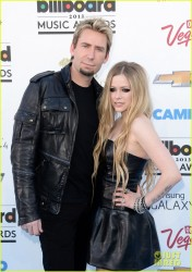 Avril Lavigne - 2013 Billboard Music Awards in Las Vegas 5/19/13