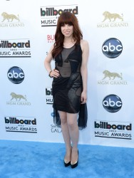 Carly Rae Jepsen - 2013 Billboard Music Awards in Las Vegas 5/19/13