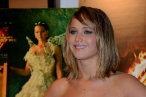 Jennifer Lawrence The Hunger Games Catching Fire Photocall 44