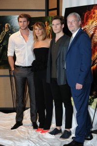 Jennifer Lawrence The Hunger Games Catching Fire Photocall 31