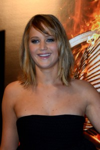 Jennifer Lawrence The Hunger Games Catching Fire Photocall 4