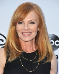 Marg Helgenberger - Disney Media Networks International Upfronts in Burbank 5/19/13