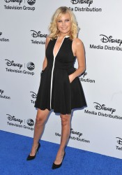 Malin Akerman - Disney Media Networks International Upfronts in Burbank 5/19/13