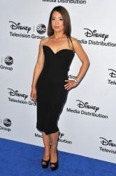 Ming-Na Wen - Disney Media Networks International Upfronts in Burbank 5/19/13