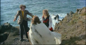 Kult / The Wicker Man (1973) PL.DVDRip.XviD-NoName / Lektor PL