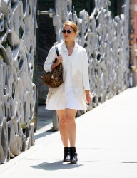 Dianna Agron - out in NYC 5/20/13