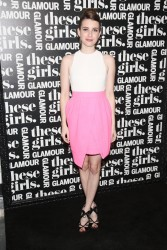Emma Roberts - Glamour presents 'These Girls' in NYC 5/20/13