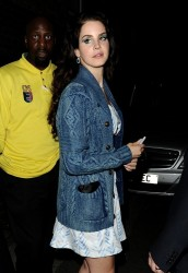 Lana Del Rey - Out and about in London 5/21/13