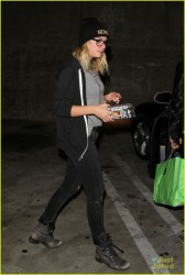 Ashley Benson - leaving the ArcLight Theater in Hollywood 5/19/13