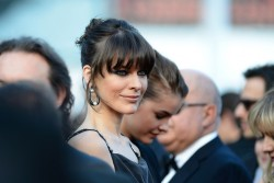 Milla Jovovich - 'Cleopatra' premiere at the 66th Cannes Film Festival 5/21/13