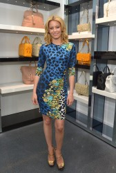 Elizabeth Banks - Luncheon Benefitting Vital Voices Global Partnership at Versace in Beverly Hills 5/22/13