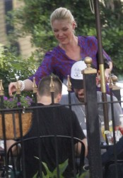 Katherine Heigl - out in New Orleans 5/24/13