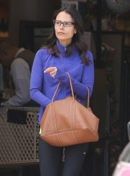 Jordana Brewster - out in West Hollywood 5/27/13