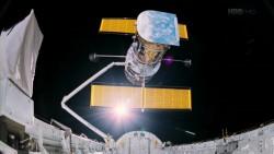 Teleskop Hubblea / Hubble 3D (2010) PL.HDTV.XviD-FRUGO / Lektor PL