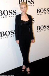 Carey Mulligan - Hugo Boss 2013 Winter show in Shanghai 5/30/13