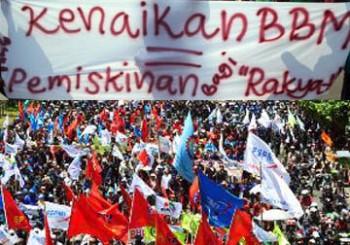 Demo BBM 17 Juni 2013 / Lensa Indonesia
