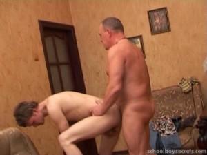 Гей Порно Батя Трахнул Сына