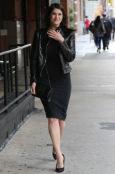Gemma Arterton - out in NYC 6/14/13